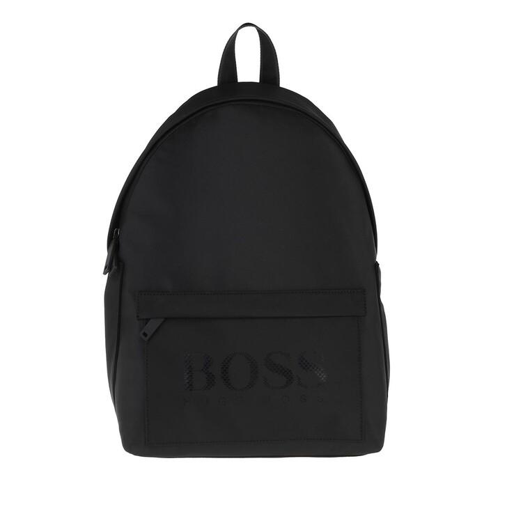 bags, Boss, Magn Backpack Black