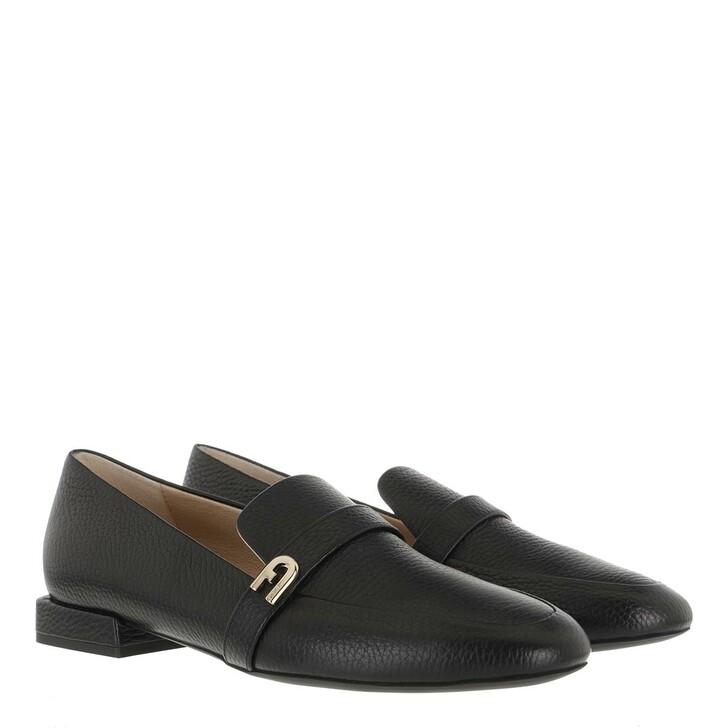 Schuh, Furla, Furla 1927 Loafer T.20 Nero