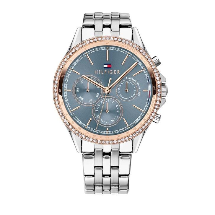 Uhr, Tommy Hilfiger, Multifunctional Watch Ari 1781976 Silver