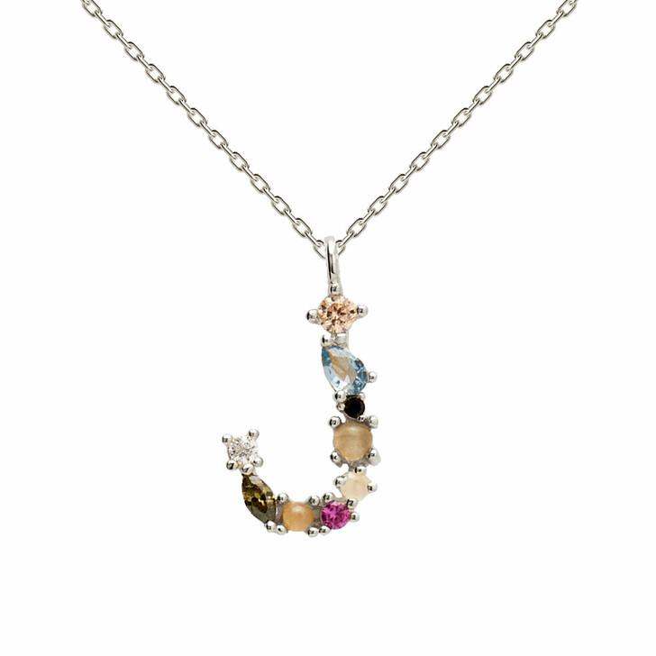 Kette, PDPAOLA, J Necklace Silver