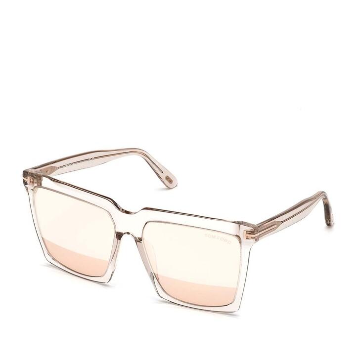Sonnenbrille, Tom Ford, Women Sunglasses FT0764 Grey/Violet