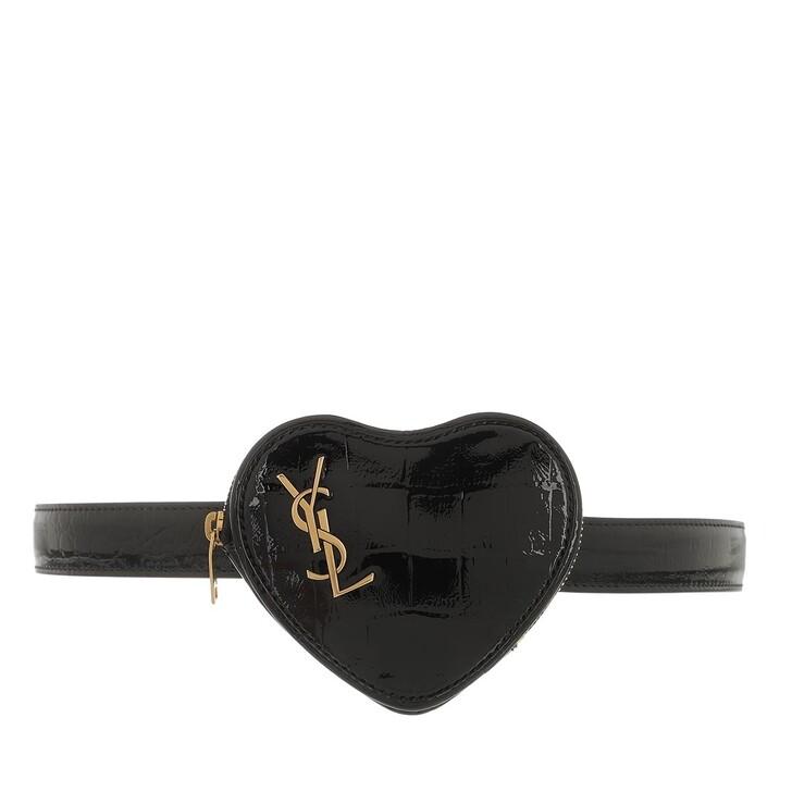 Gürtel, Saint Laurent, Belt Bag Black