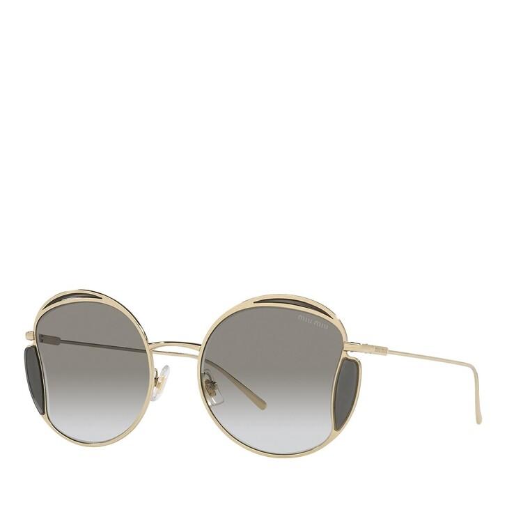 Sonnenbrille, Miu Miu, 0MU 56XS GOLD