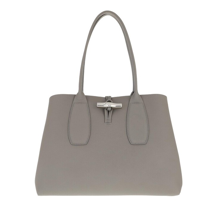 bags, Longchamp, Roseau Handbag  Turtle Dove