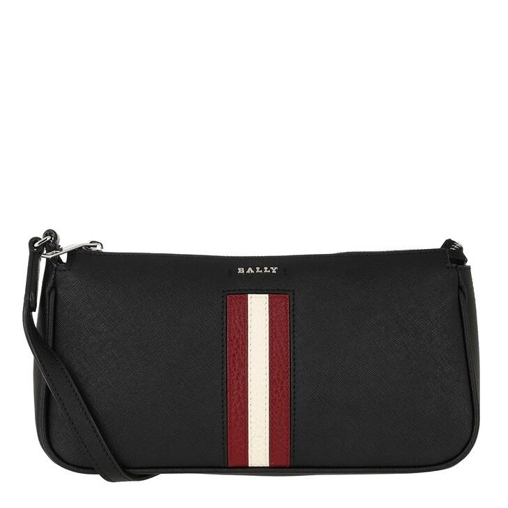 Handtasche, Bally, Semy Crossbody Bag Black
