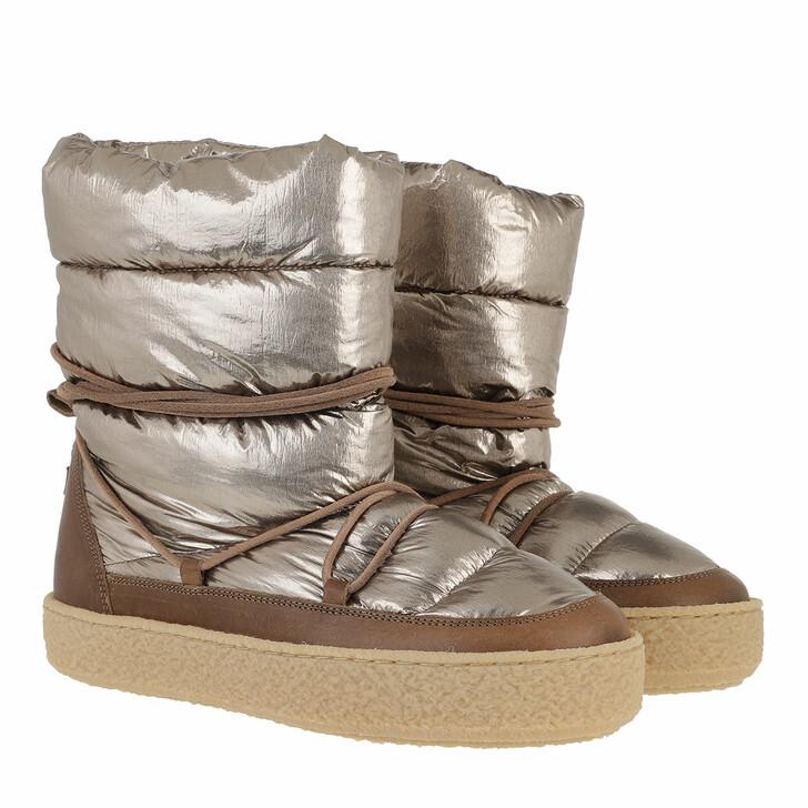 Schuh, Isabel Marant Étoile, Zimlee Boot Bronze