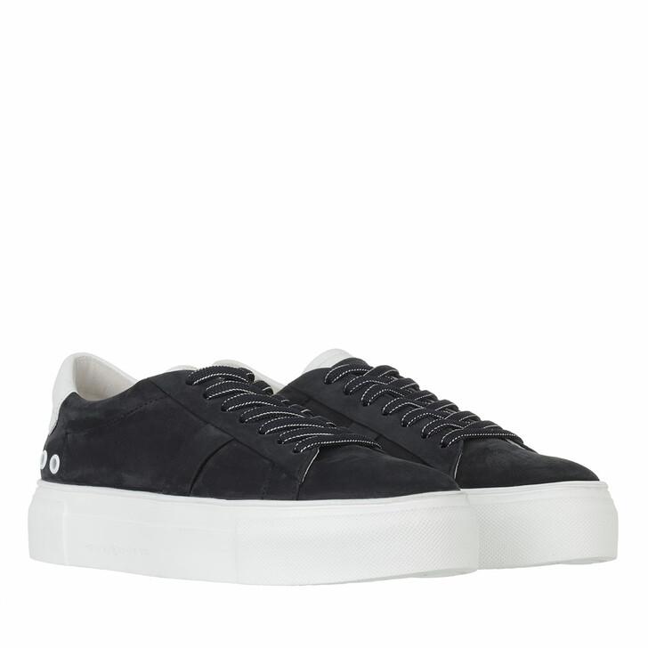shoes, Kennel & Schmenger, Big Sneaker Leather  Ocean