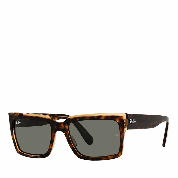 Sonnenbrille, Ray-Ban, 0RB2191 HAVANA ON TRANSPARENT BROWN