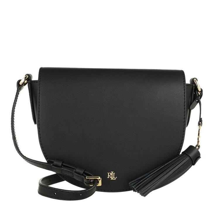 bags, Lauren Ralph Lauren, Witley 20 Crossbody Medium Black