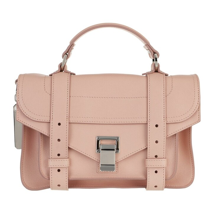 Handtasche, Proenza Schouler, PS1 Tiny Lux Crossbody Cameo Rose