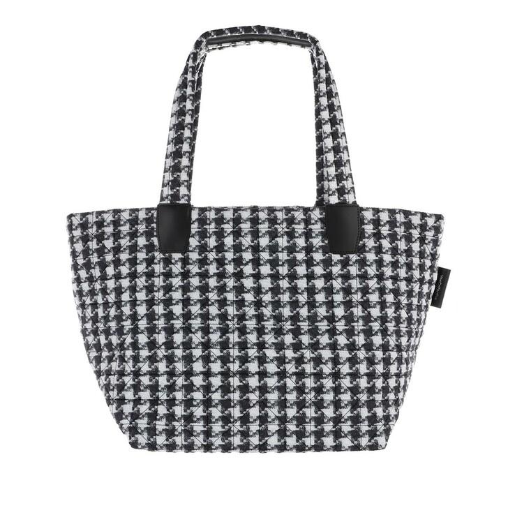 Handtasche, VeeCollective, Medium Tote Bag Houndstooth