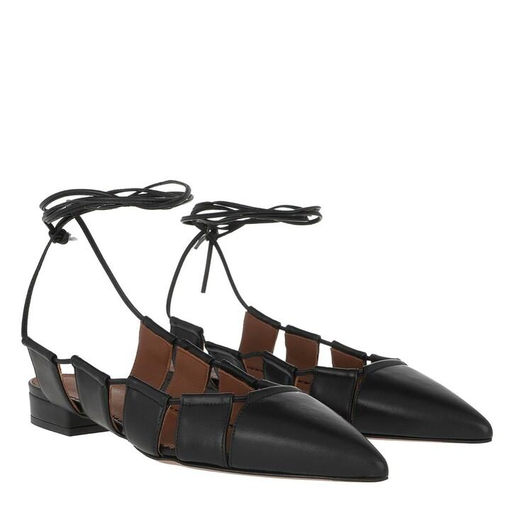 Schuh, L´Autre Chose, Ballerina Nappa Lux Black