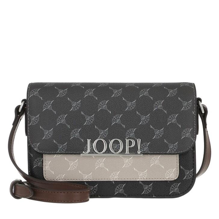 Handtasche, JOOP!, Flora Misto Uma Shoulderbag Black