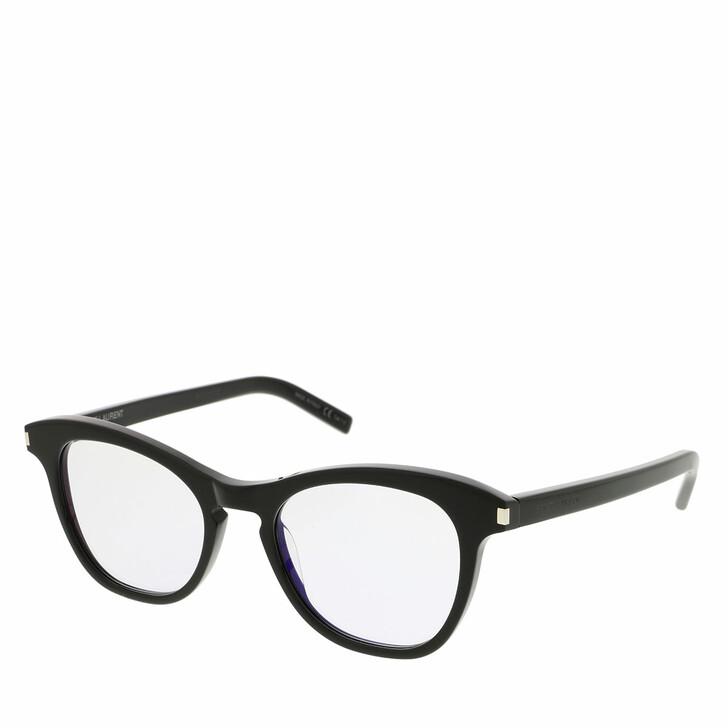 sunglasses, Saint Laurent, SL 356-017 49 Sunglass Unisex Photocromatic Lens & Blue Blocker Black-Grey