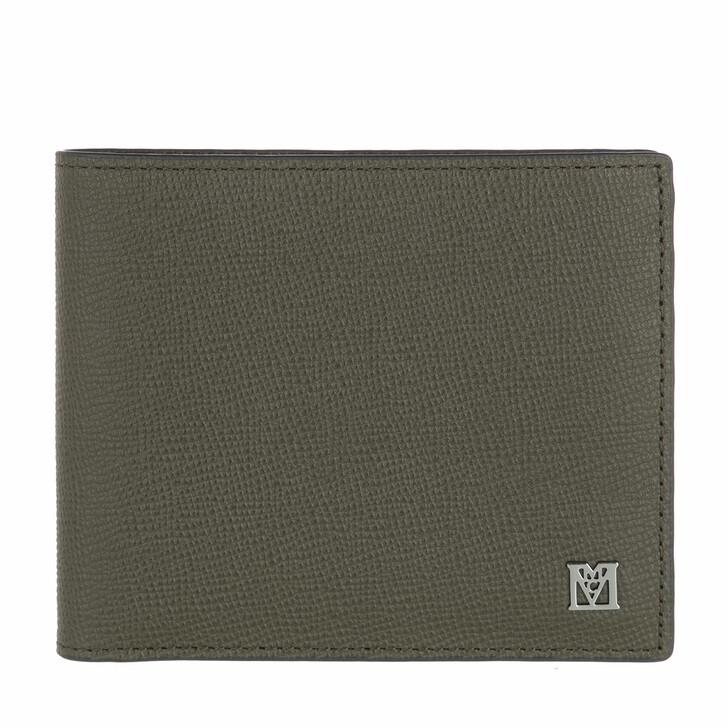 wallets, MCM, Mena Men'S Line M-F2-1 Small Sea Turtle