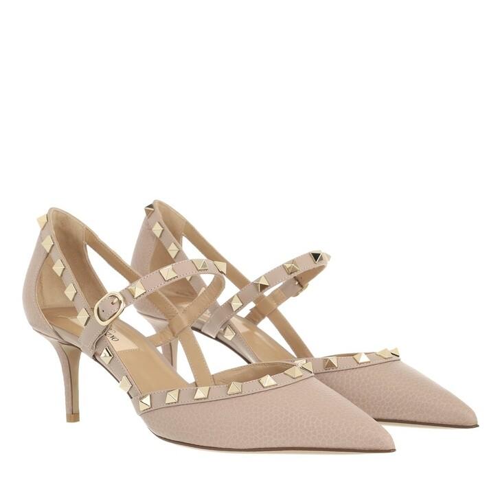 Schuh, Valentino, Orsay Pumps Powder