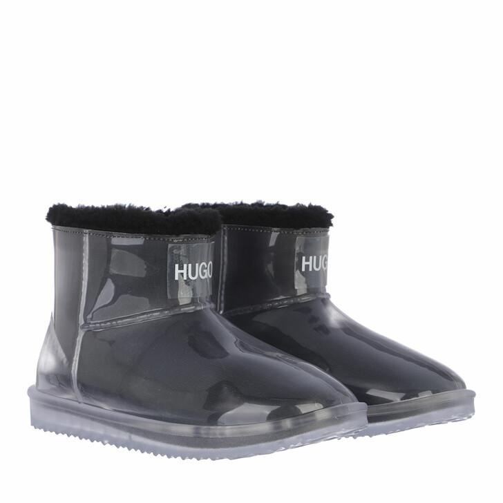 Schuh, Hugo, Cozy Bootie Black
