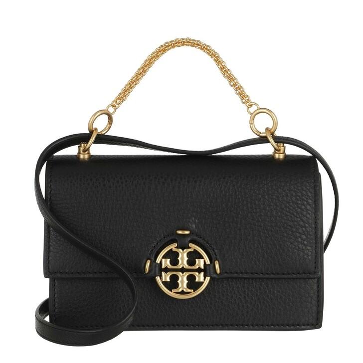 Handtasche, Tory Burch, Miller Mini Bag Black