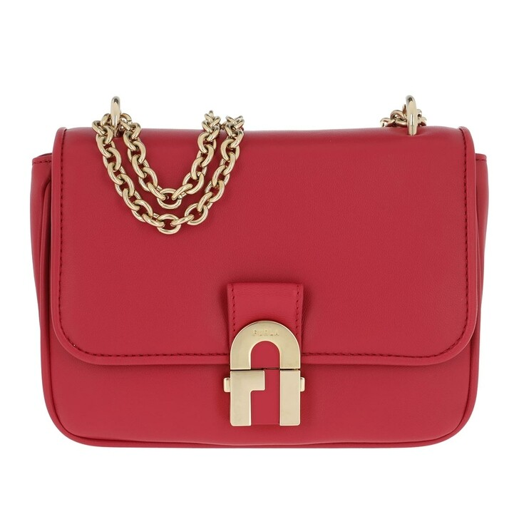 Handtasche, Furla, Pillow Mini Crossbody Ruby