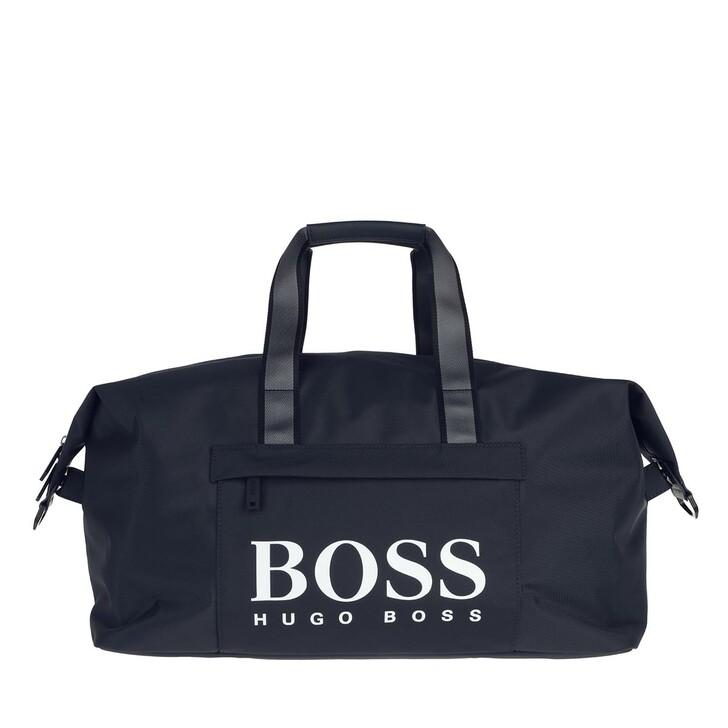 Handtasche, Boss, Magnif Holdall  Navy