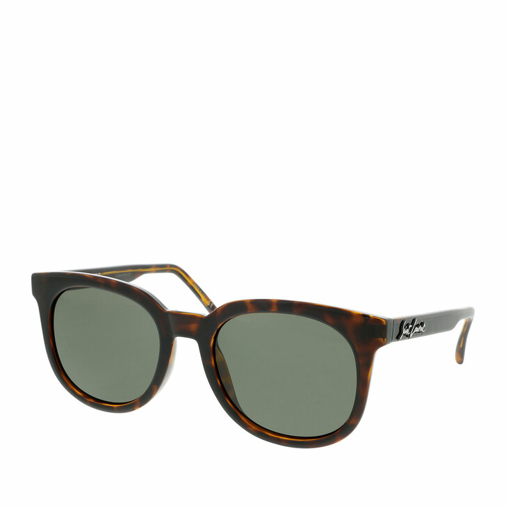 Sonnenbrille, Saint Laurent, SL 405-002 54 Sunglass WOMAN INJECTION Havana