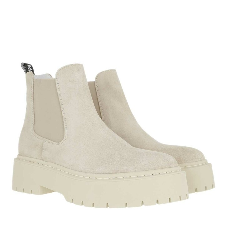 shoes, Steve Madden, Veerly Ankle Boots Suede Beige
