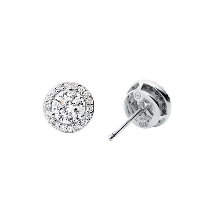Kette, Michael Kors, Necklace Stud Eearrings MKC1035An040 Silver