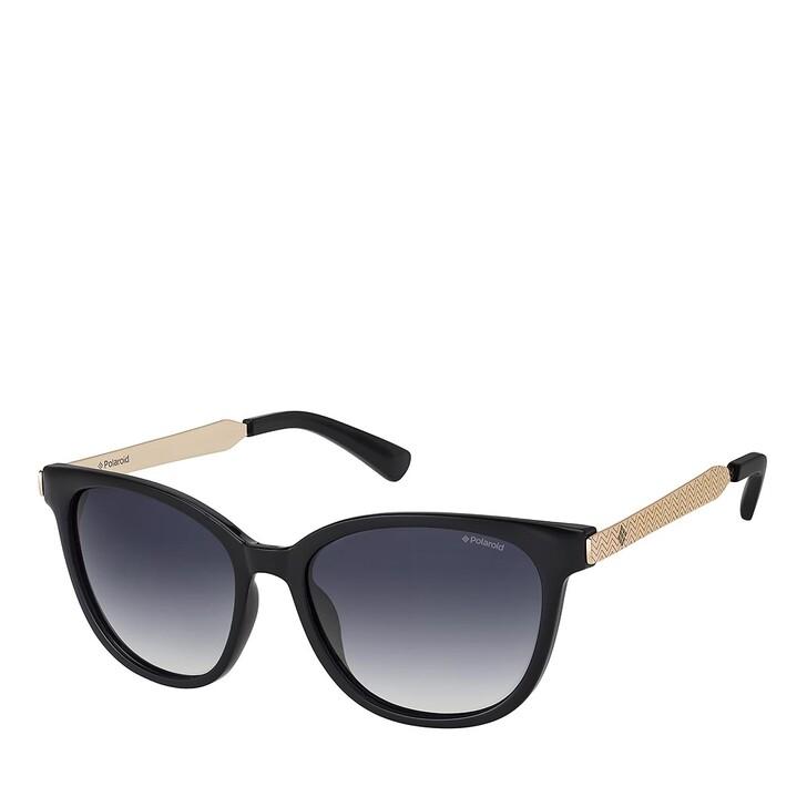 sunglasses, Polaroid, PLD 5015/S SHINY BLACK ROSE GOLD