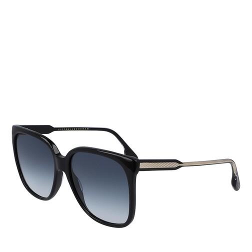 victoria beckham -  Sonnenbrille - VB610S - in schwarz - für Damen