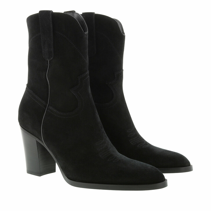 Schuh, Celine, High Boots Leather Black