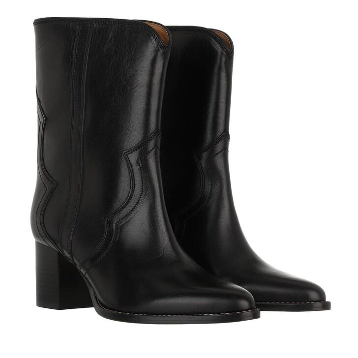 shoes, Isabel Marant, Roree Boots Black