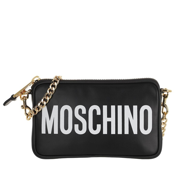 Handtasche, Moschino, Shoulder bag Black