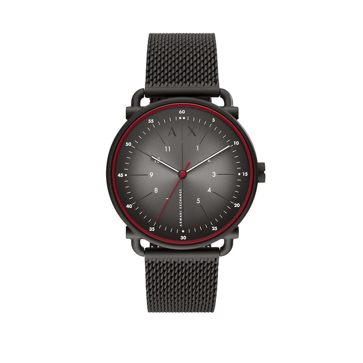 Uhr, Armani Exchange, Men Rocco Smart Watch Black