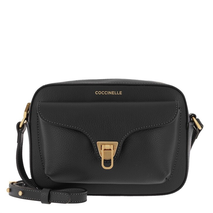 Handtasche, Coccinelle, Beat Soft Noir