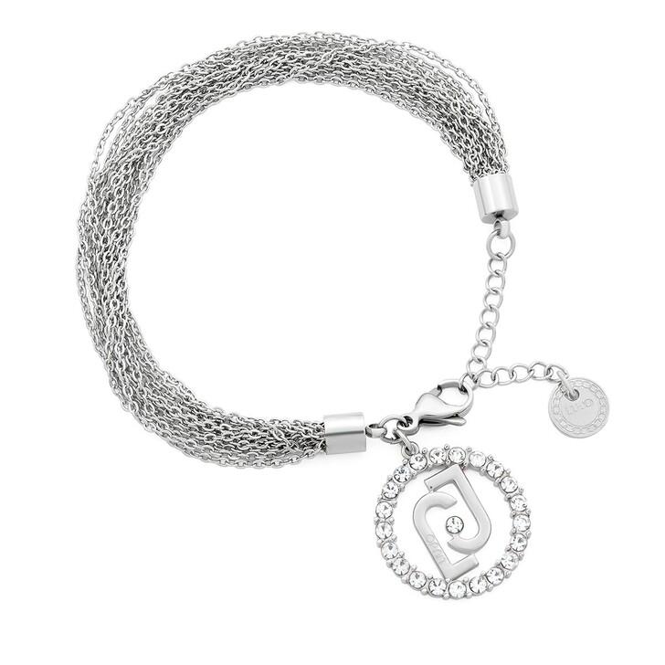 Armreif, LIU JO, LJ1576 Stainless steel Bracelet Silver