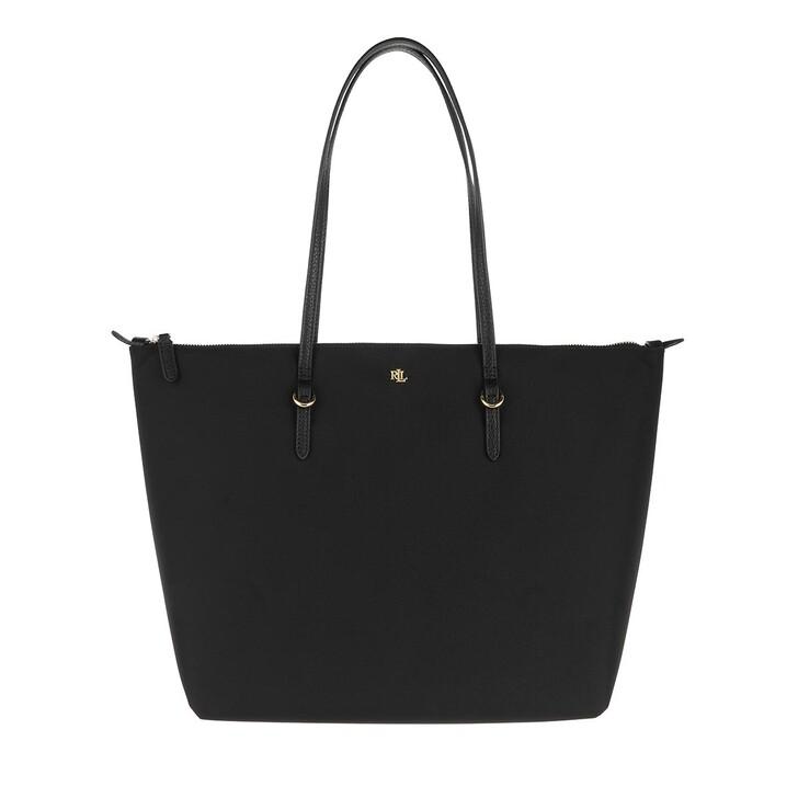 Handtasche, Lauren Ralph Lauren, Keaton 31 Tote Medium Black