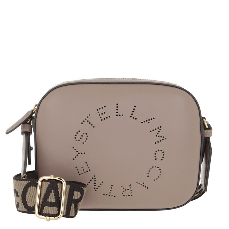 Handtasche, Stella McCartney, Mini Camera Bag Moss