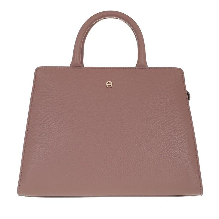 bags, AIGNER, Cybill Handbag Mushroom Brown