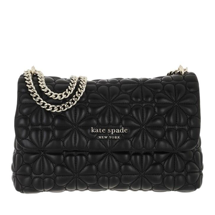 bags, Kate Spade New York, Small Flap Shoulder  Black