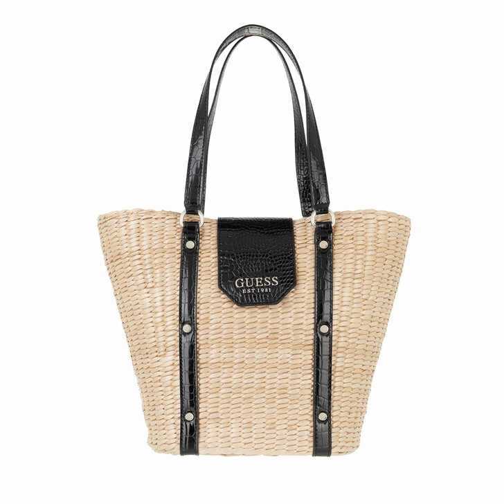 bags, Guess, Paloma Tote Black
