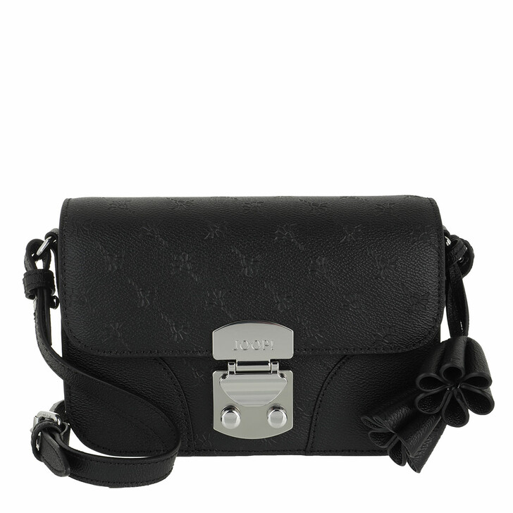 Handtasche, JOOP!, Cortina Stampa Uma Shoulderbag Xshf Black