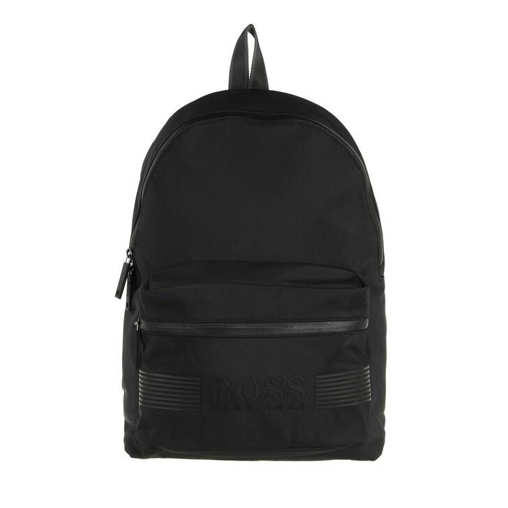 bags, Boss, Men Pixel Backpack Black