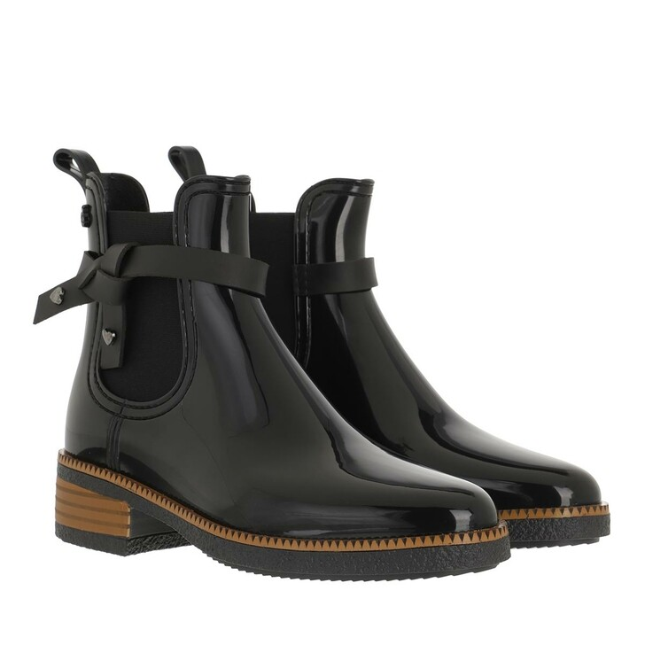 shoes, Lemon Jelly, Josephine 01 Chelsea Boot Black