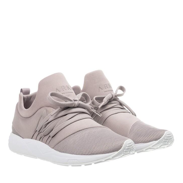 Schuh, ARKK Copenhagen, Raven Mesh S-E15  Sneakers Grey