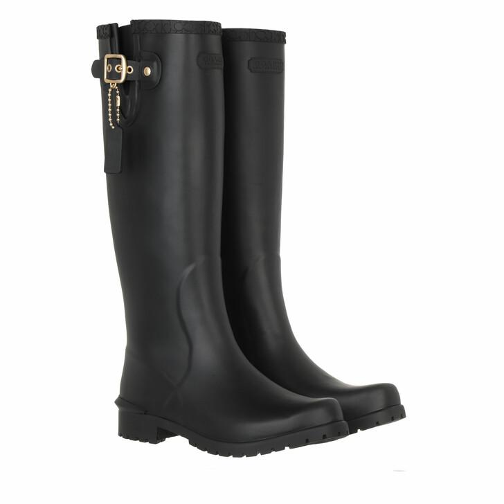 shoes, Coach, Riley Rain  Boot