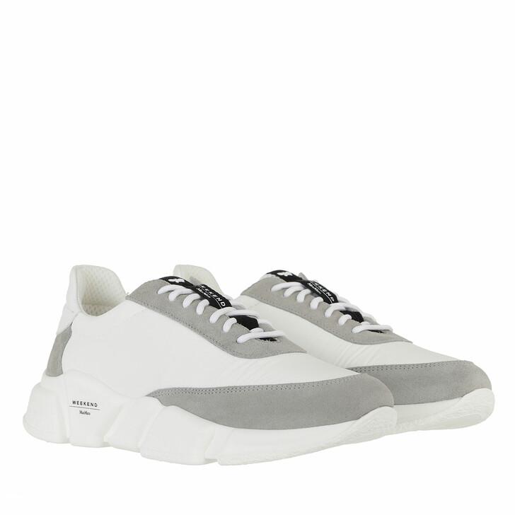 Schuh, WEEKEND Max Mara, Cigno Sneaker White