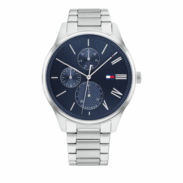 watches, Tommy Hilfiger, Watch Classic Silver