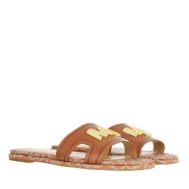 Schuh, MICHAEL Michael Kors, Kippy Slide Luggage