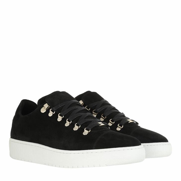 Schuh, Nubikk, Yeye Fresh (L) Sneaker Suede Black