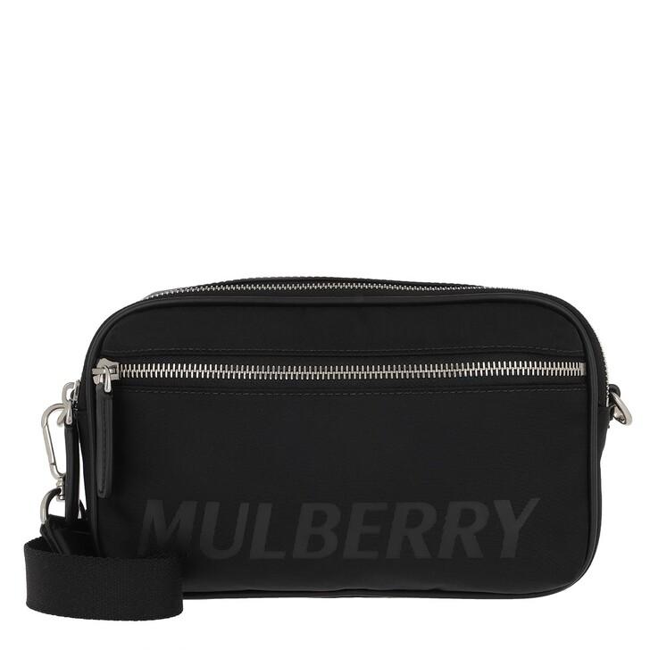 bags, Mulberry, Urban Reporter Messenger Bag Black
